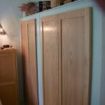 Bedroom Closet Doors After