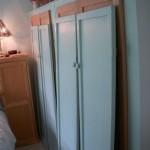 Bedroom Closet Doors Before