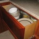 Super deep drawers