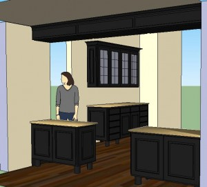 Ranch Style Plan I